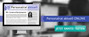 Personalrat aktuell - arbeitsrecht.org